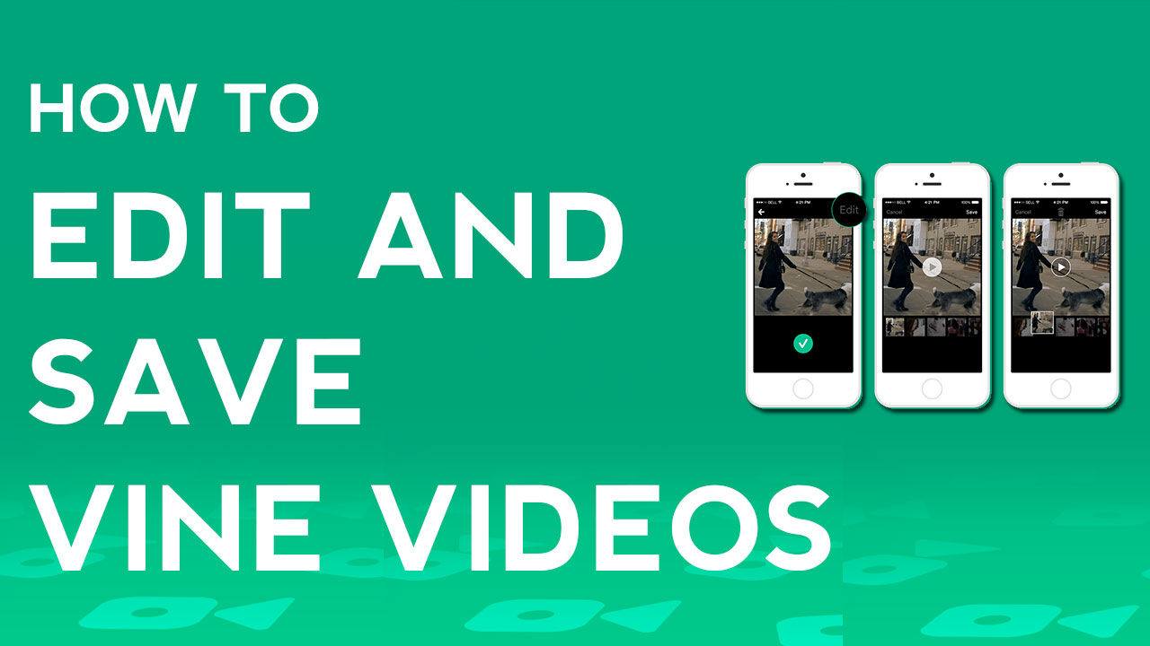 How To Save Your Vine Videos Right Now Pcworld Howtoeditandsavevinevideos  Imovie Filter Tutorial (universal Design